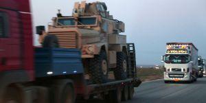 ABD'den YPG'ye 5000. TIR silah sevkiyatı