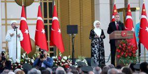 Erdoğan: Bu kez başa yürütmenin tüm yetkileriyle geldim