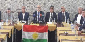 5 Kürt partisinden yeni sisteme ilişkin açıklama
