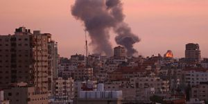 İsrail'den Gazze sınırına hava saldırısı