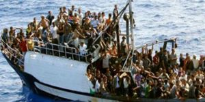 104  göçmen boğulmaktan kurtarıldı