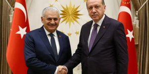 Erdoğan, TBMM Başkanı Yıldırım'a şeref madalyası verecek
