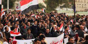 Irak'taki gösteriler yayılıyor