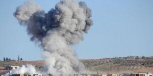 ABD DAİŞ'i Kuşatan Suriye rejimini vurdu