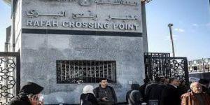 Refah Sınır Kapısı'nı kapatıyor