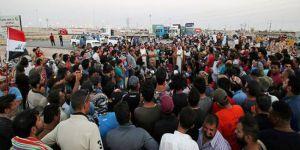 Basra'da petrol sahası işgal edildi