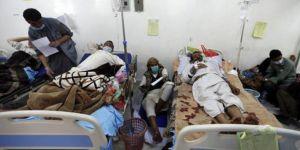 Yemen'de kolera 2 bin 311 can aldı