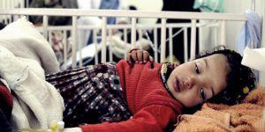 Yemen'de kolera, 2 bin 311 kişi hayatını kaybetti