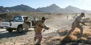 İran'da çatışma, 15 asker hayatını kaybetti