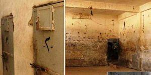 ABD Suriye'de Bir Okulu Gizli Cezaevine Dönüştürdü