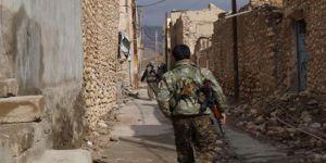 Irak'tan PKK'ye bombardıman!