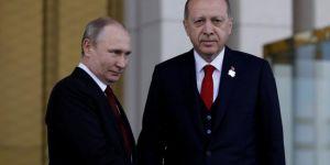 Erdoğan ile Putin Güney Afrika'da Suriye'yi görüşecek