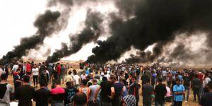 Filistin, Büyük Dönüş Yürüyüşü'nde 152 şehit verdi