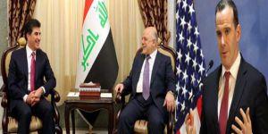 McGurk: Barzani ve Abadi görüşmesi Önemli bir adım!