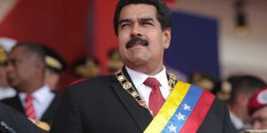 Maduro'ya bomba yüklü drone ile suikast