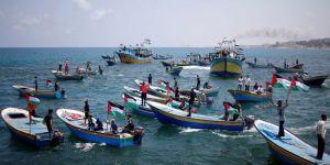 Gazzeliler ablukayı kırmak için bugün gemiyle Akdeniz'e açılacak