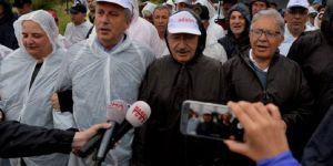 ''CHP'de Muhalifler, Kılıçdaroğlu'na karşı Adalet Yürüyüşü Planlıyor''