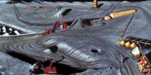 Çinliler uzayda lityum madeni buldu