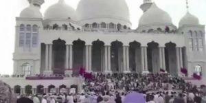 Camileri yıkılmak istenen Çinli Müslümanlar ayaklandı
