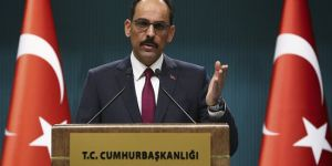 Kalın: ABD, Türkiye'yi tamamen kaybetme riskiyle karşı karşıya