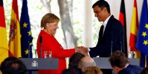 İspanya ve Almanya'dan sığınmacılar için çağrı