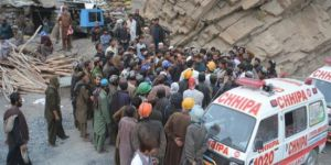 Pakistan'da maden kazası: 24 ölü