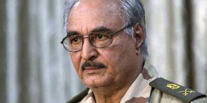 Hafter: NATO libya'da terörizme ortam hazırladı