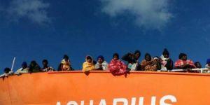 AB nihayet Aquarius mülteci yardım gemisinde anlaştı