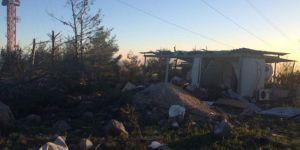 Savaş uçakları Şengal'i bombaladı