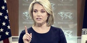 ABD: İran yaptırımlarına uyun yoksa size de uygularız