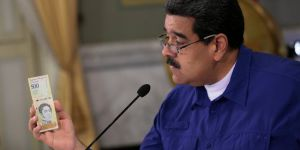 Maduro, Venezüella'da asgari ücreti 60 kat artırdı