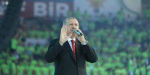 Erdoğan: ABD karşısında teslim olmayacağız