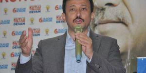 AK Parti: Abdullah Gül bu harekete ihanet edenlerden biridir