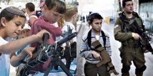 İsrail Filistinlilere karşı Sivilleri! silahlandırılacak