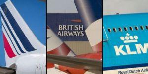 British Airways ve Air France, İran'a uçuşlarını askıya alıyor