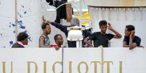Avrupa'da Göçmenler açlık grevinde
