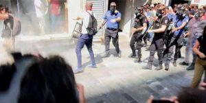 Cumartesi Anneleri'nin 700. hafta eylemine polis müdahalesi