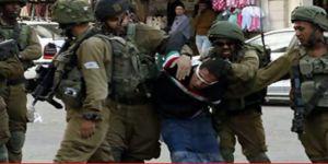 BATI ŞERİA'da Birçok Noktada Gözaltı