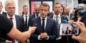 Macron: Türkiye ile stratejik ilişkilere ihtiyaç var
