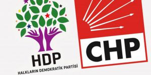 HDP ile CHP ittifaka mı gidiyor?