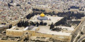 Yahudi işgalcilerden 'Mescid-i Aksa'ya baskın' çağrısı