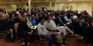 Amerika'daki Müslümanlardan 56'ncı buluşma