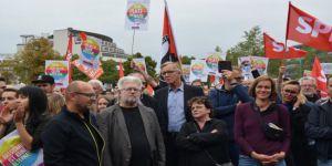 Avrupa'da ki Irkçılığa karşı tepkiler büyüyor