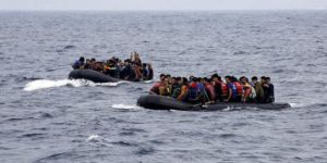 8 ayda 1600 mülteci Akdeniz'de hayatını kaybetti