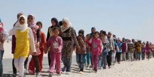 Penaberên Sûrî ji Lubnanê li malên xwe vedigerin