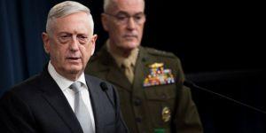 Mattis'ten 'kimyasal silah' açıklaması