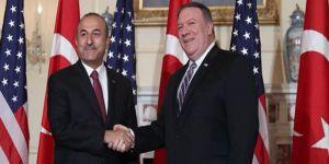 ABD'den, Pompeo-Çavuşoğlu görüşmesine ilişkin açıklama