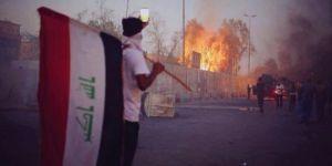 Basra'da süresiz sokağa çıkma yasağı ilan edildi