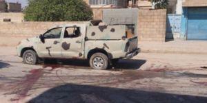Kamışlo'da çatışma:13 Suriye askeri öldü