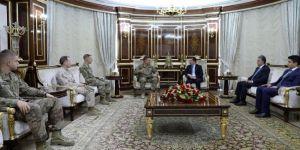 Barzani: İşgal var, kabul edilemez!